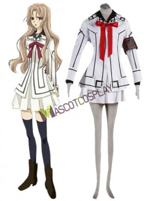 Vampire Knight Night Class Girl Souen Ruka Cosplay Costume