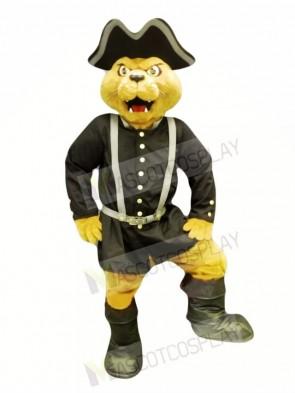 Cannoneer Cat Mascot Costumes