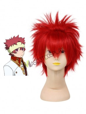 Fantastic Valvrave the Liberator Cosplay Wig