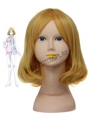 Heat-Resistant Fiber Fantastic Devil Survivor 2 Cosplay Wig
