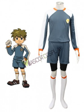 Cool Raimon  School Fashion Inazuma Eleven Cosplay Costume