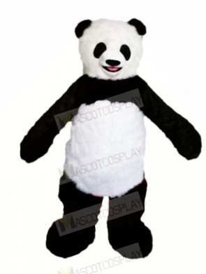 Fancy Panda Mascot Costumes Animal