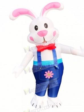Easter Bunny Rabbit Inflatable Costume Fancy Dress Halloween