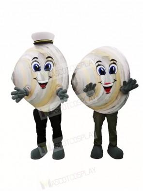 Mussel Mascot Costume