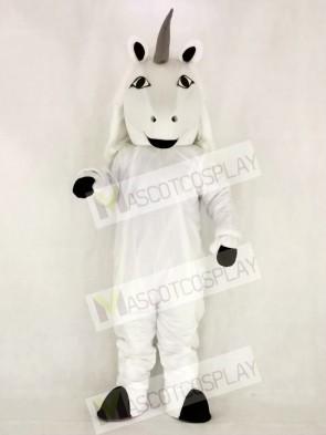 Unicorn Horse Mascot Costume School
