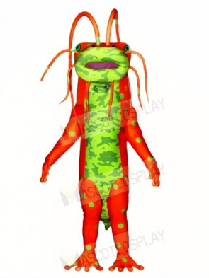 Amphibian Mascot Costumes Animal
