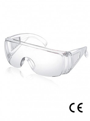 Anti-fog Anti-shock Safety Transparent goggles