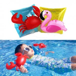 Baby Inflatable Arm Band Swimming Pool Accessories