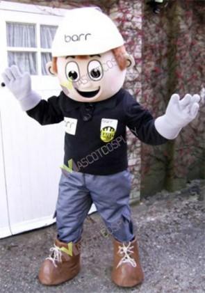 Builder Constructor Mascot Costume