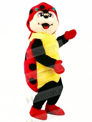 Cute Ladybug Mascot Costumes Cartoon