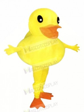 Big Yellow Duck Mascot Costumes Animal