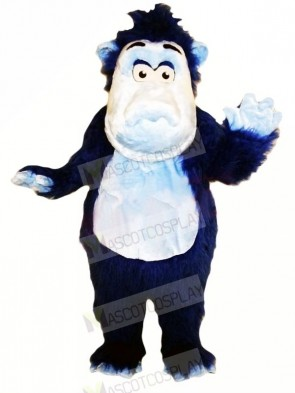 Strong Blue Gorilla Mascot Costumes Animal