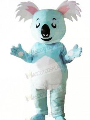 Cute Blue Koala Mascot Costumes Animal