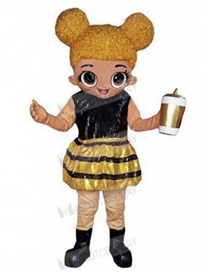 LOL Surprise Doll Giant Queen Bee 2 Mascot Costume