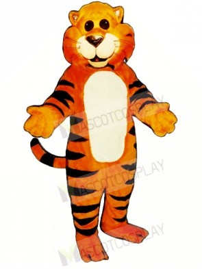 Cat's Meow Tiger Mascot Costumes
