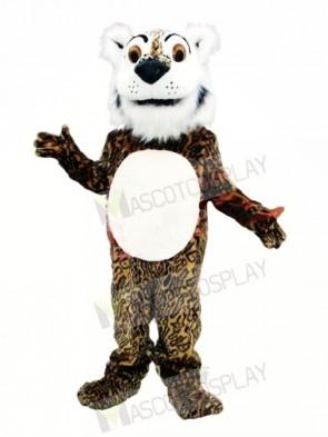 Comic Leopard Mascot Costumes Animal