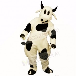 Spotted Cow Mascot Costumes Cartoon