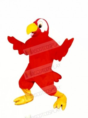 Marty Macaw Mascot Costumes Cartoon