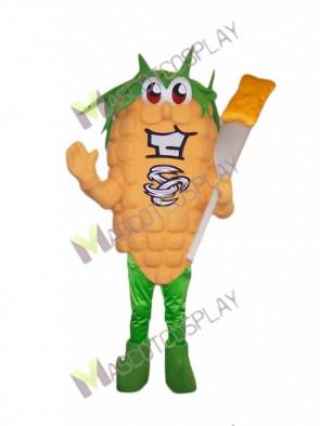 Fresh Corn Mascot Costume