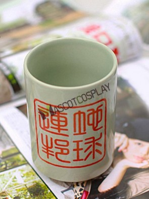 Gundam Earth Federation Anime Ceramic Cup