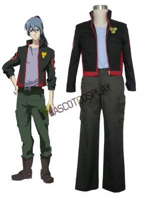 Macross Frontier Cosplay Costume Sets