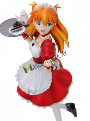 New Genesis Evangelion Soryu Asuka Langrey Cool Anime Action Figure