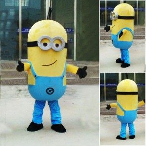 Despicable Me Minions Mascot Costume