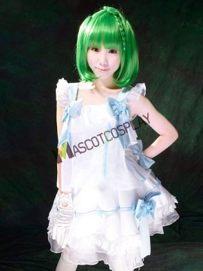 Ranka Lee Macross Frontier Cosplay Costume Set