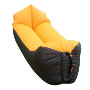 Hot Sale Inflatable Foldable Air Sofa Traveling Outdoor
