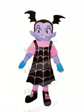 Vampirina in Dress Mascot Costumes Cartoon