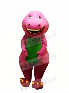 Barney Purple Dino Mascot Costumes