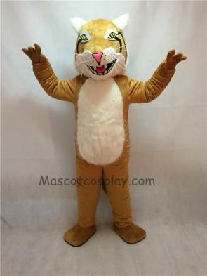 New Bobcat Mascot Costume