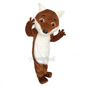 New Lovely Redd Fox Costume Mascot