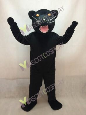 Black Panther Puma Mascot Costume