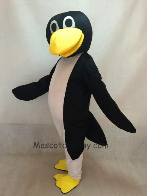 Cute New Tuxedo Penguin Mascot Costume with Tail