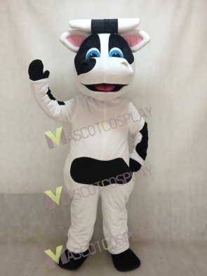 Lovely Bessie Cow Mascot Costume