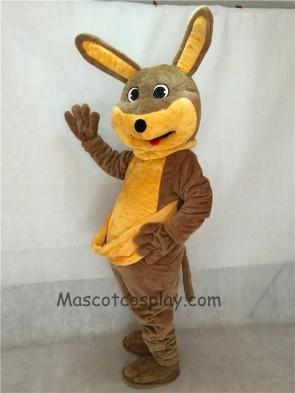 New Kangaroo Mascot Costume