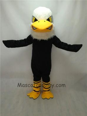 Cute Aggressive Bald Eagle Adult Funny Mascot Costume