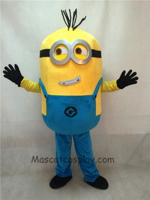 Despicable Me Minions Mascot Costume Custom Fancy Costume Anime Cosplay Theme