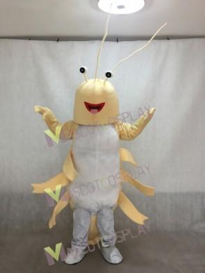 Lovely Shrimp Adult Mascot Costume