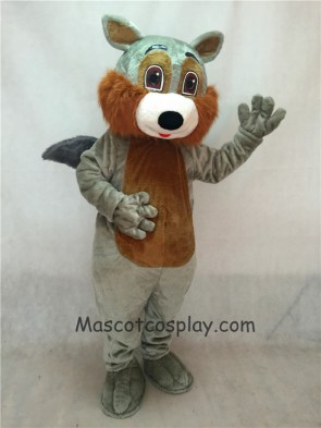 New Funny Squirrel Mascot Costume