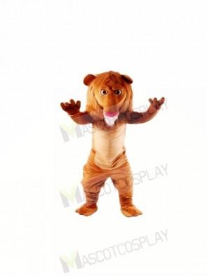 Cute Wally Lion Mascot Costumes Animal
