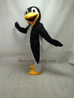 Cute New Tuxedo Penguin Mascot Costume