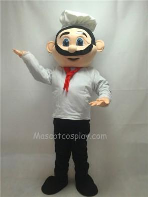 Cute New Chef Mascot Costume