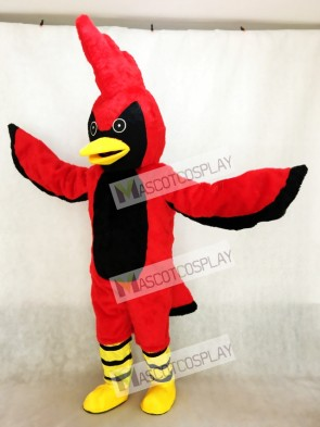 Red Eagle Adult Mascot Costume