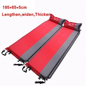 Inflatable Camping Picnic Bed Sleeping Pad Tent Folding