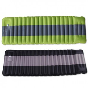 Inflatable Mat Cushion with PVC Camping Bed Tent Camping Sleeping Pad
