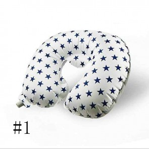 Inflatable Neck Pillow U Form Cushion For Travel Comfortable