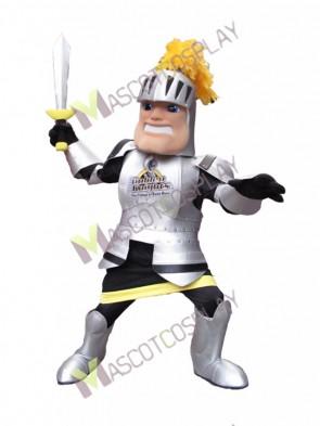 Knight College of St Rose Mascot Costume