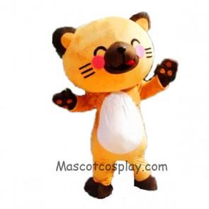 Greedy Bear Mascot Costume EVA Adult Size Cartoon Christmas Halloween Mardi Gras Carnival Party Fancy Dress